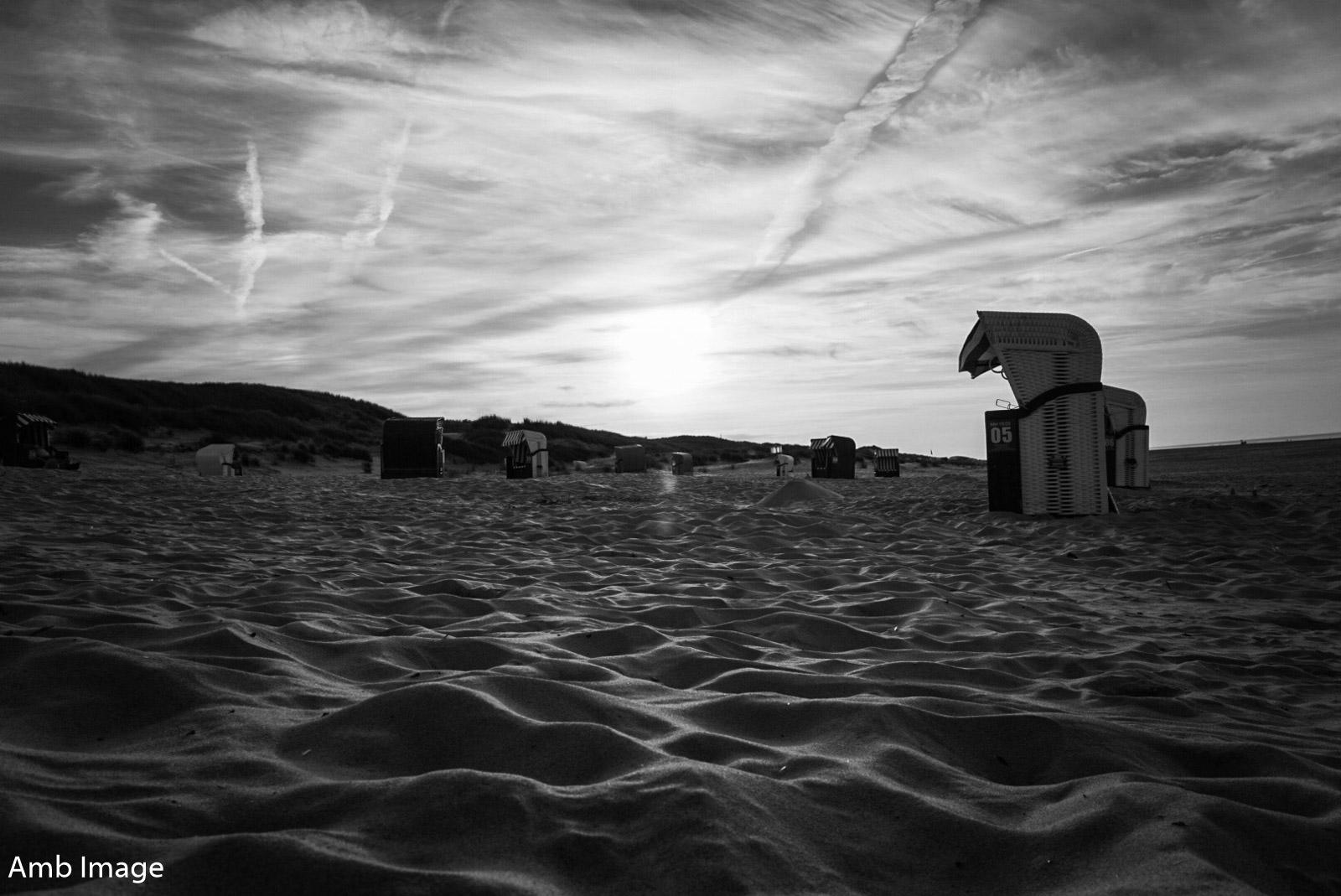 Strandkorb S_W