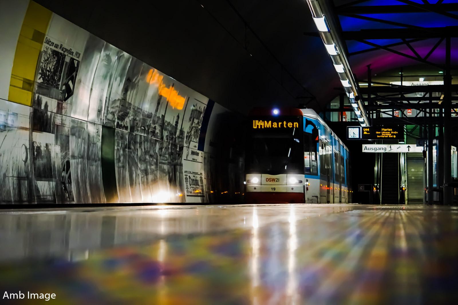 U-Bahn Dortmund